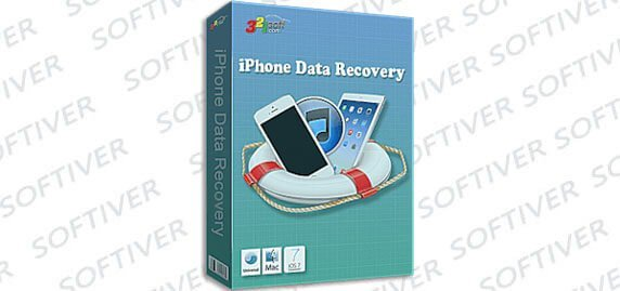 FonePaw IPhone Data Recovery 7.2.0 With Crack [Latest] Free Download