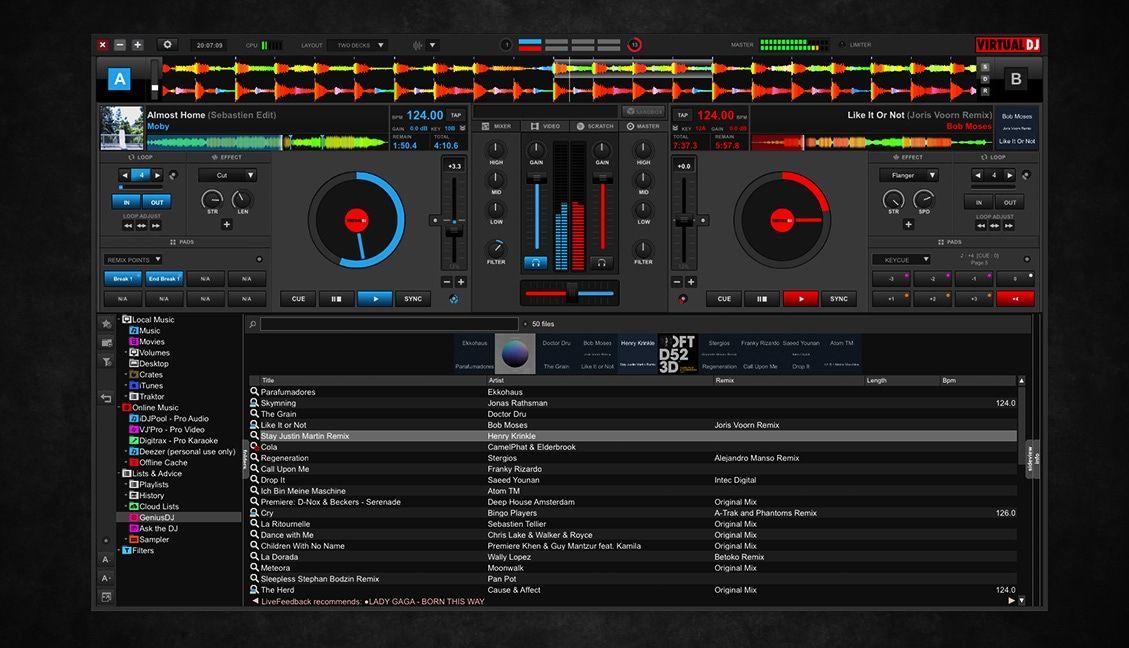 VirtualVirtual DJ Pro 2021 Build 5949 Crack Plus Serial Key Full Version DJ Pro 2021 Build 5949 Crack Plus Serial Key Full Version