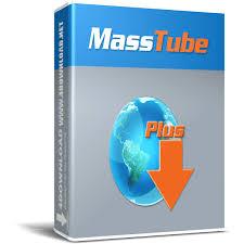 MassTube Plus 14.0.0.400 Crack Plus Serial Key 2020 Download