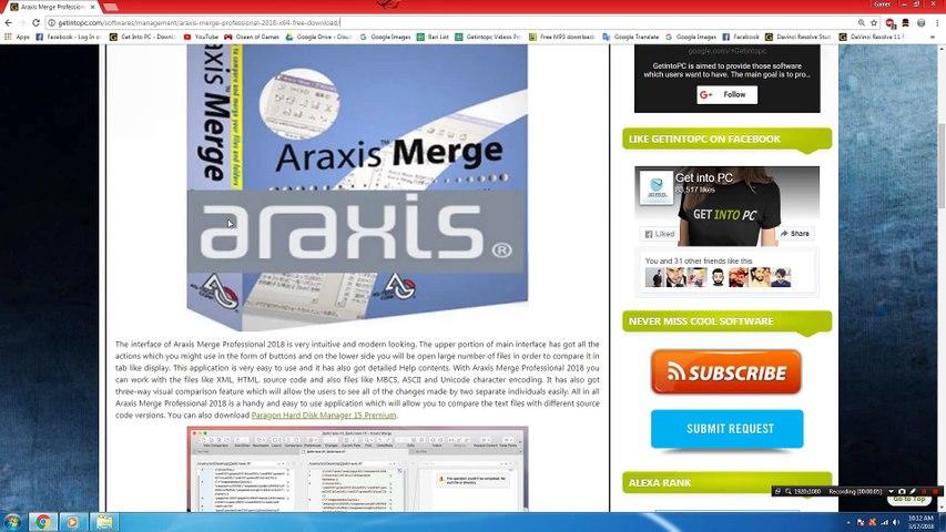 Araxis Merge 2020.5310 Crack + License Key Full Version Free Download
