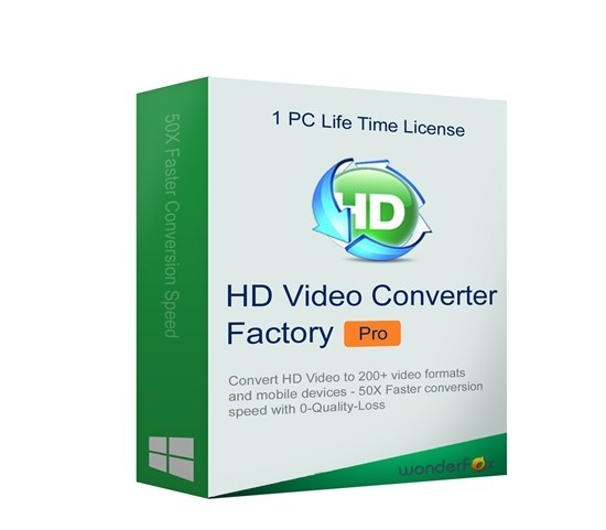 HD Video Converter Factory Pro 18.9 With Crack Serial Key Download [Latest]
