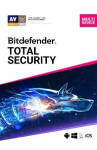 Bitdefender Total Security Crack Plus Activation 2020 Free Download