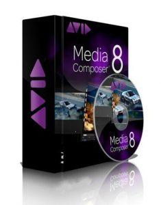 Avid Media Composer 8.9.0 Crack Incl Full License Key Download