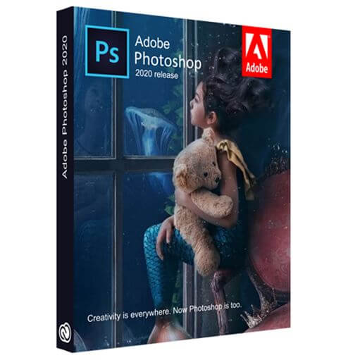 Adobe Photoshop 2020 Crack v21.2.4.323 Full Version Pre-Activated [Latest]