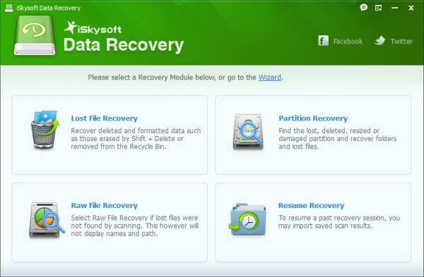 iSkysoft Data Recovery 5.3.1 Crack Download With Serial Key 2021